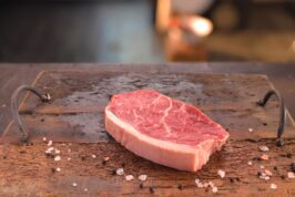Entrecote Steak USA Black Angus Family's Beef