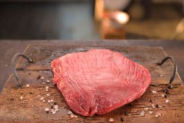 Flank Steak USA Black Angus Family's Beef
